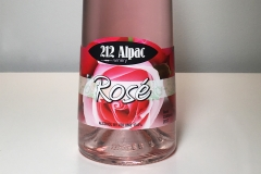 Slim Rose Wine Label