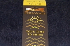 Clothing Jeans Label