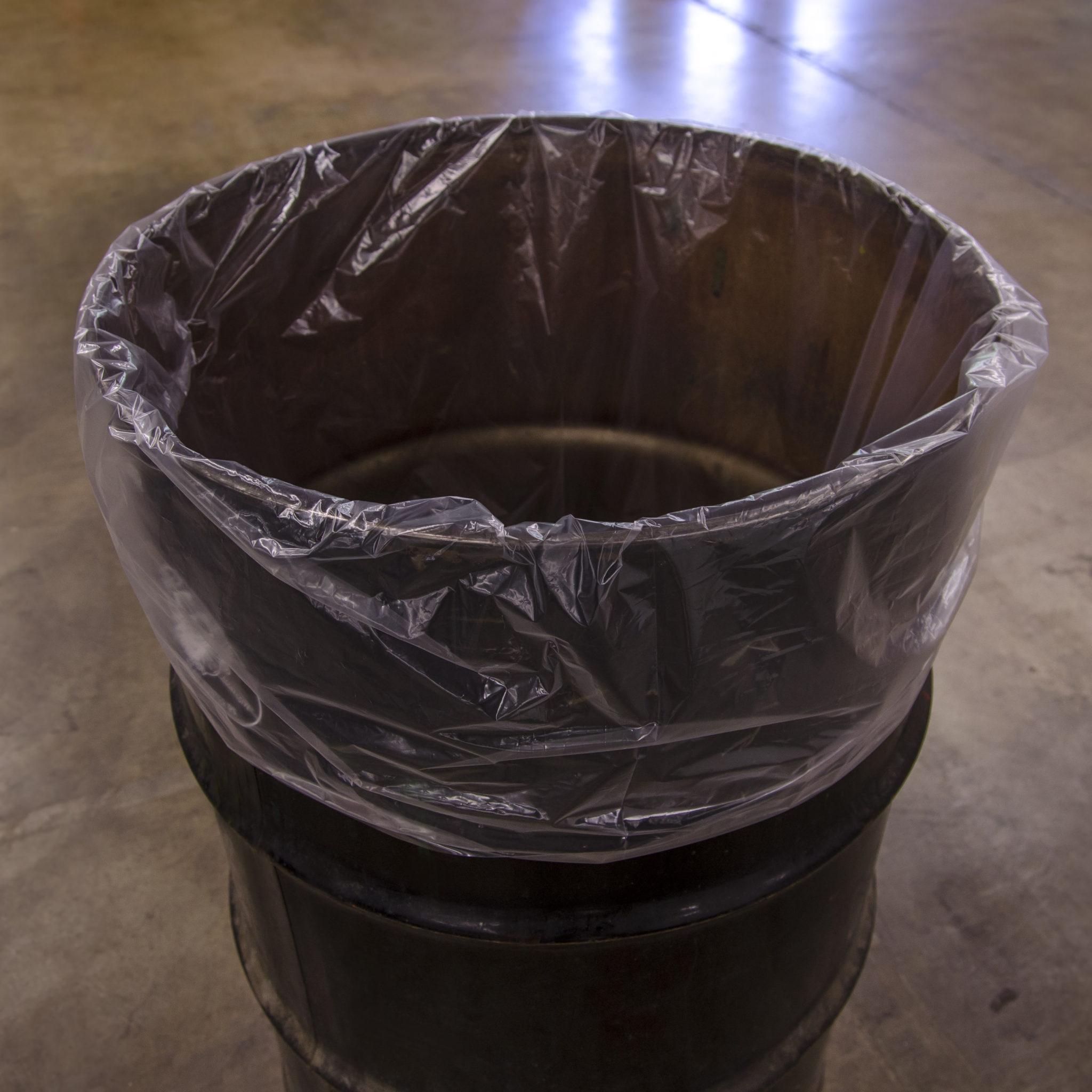 drum liner poly bag