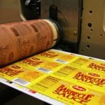 custom printed labels alpine packaging