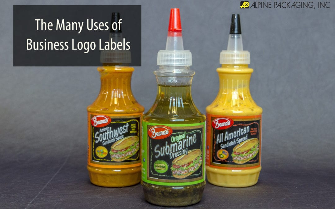 The Many Uses of Business Logo Labels