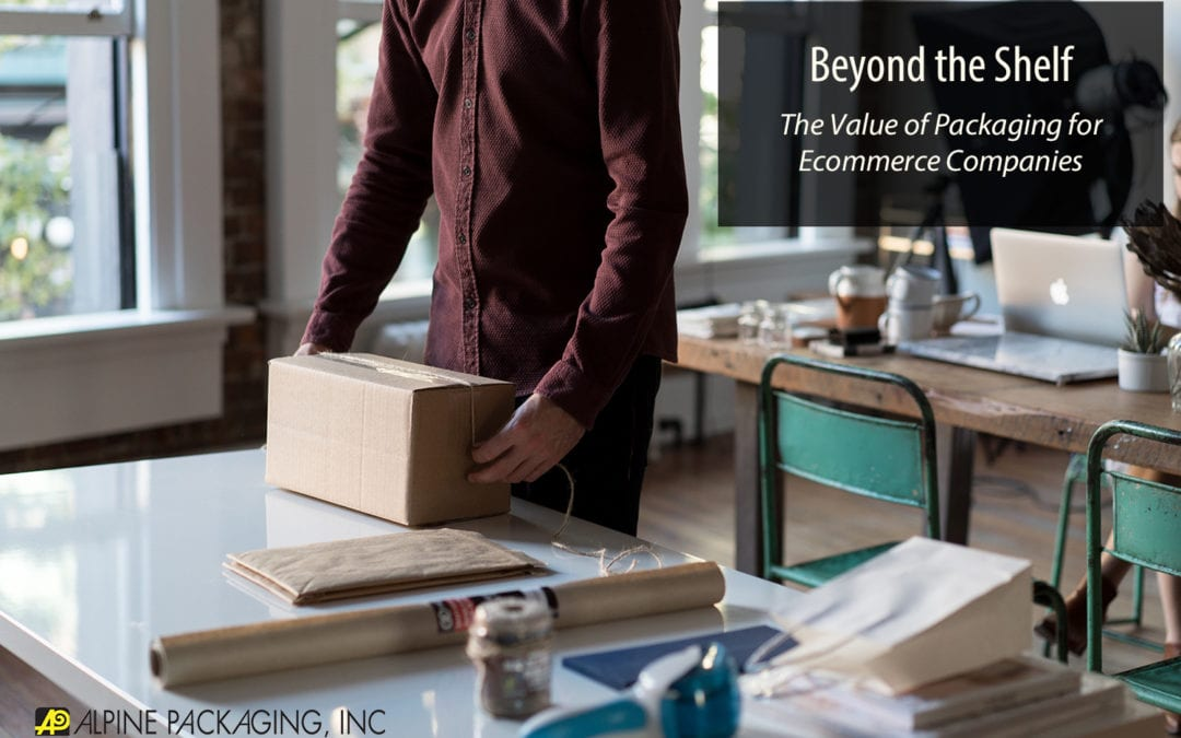 Beyond the Shelf: The Value of Packaging for Ecommerce Companies