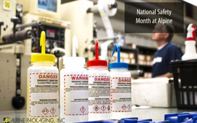 National Safety Month at Alpine