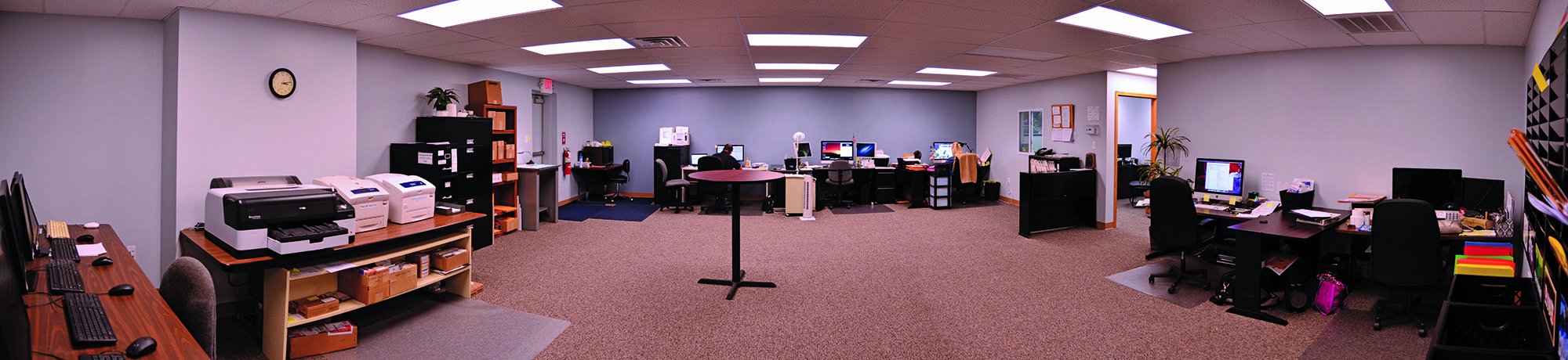 Alpine Graphics Room