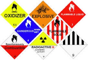 D.O.T. Labels