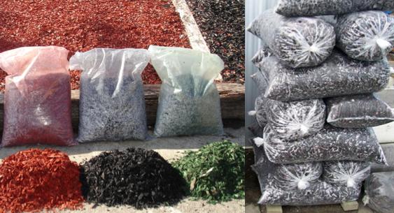 mulch bags