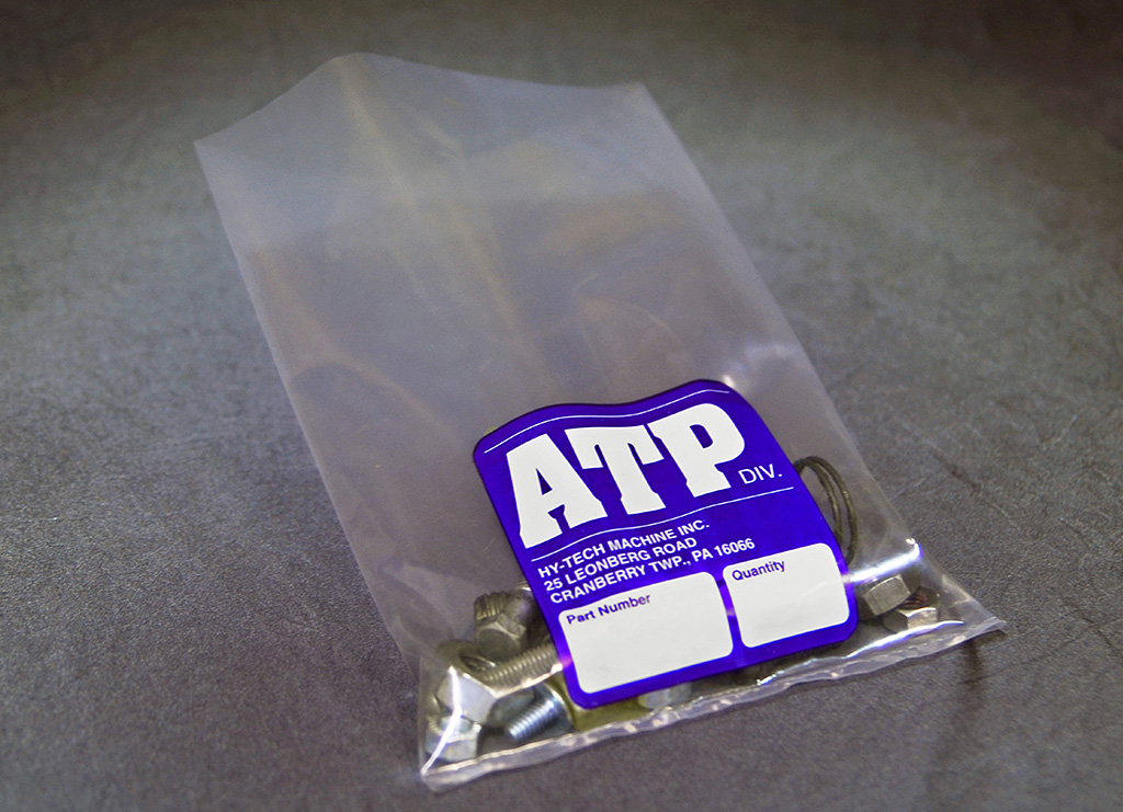 industrial parts bags