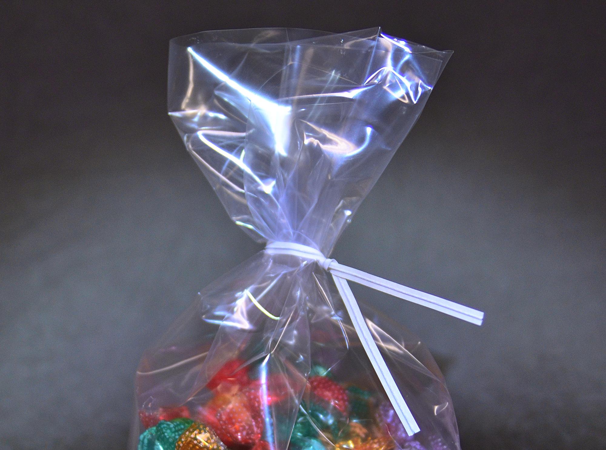 Twist Ties Alpine Packaging Custom Printed Poly Bag Products