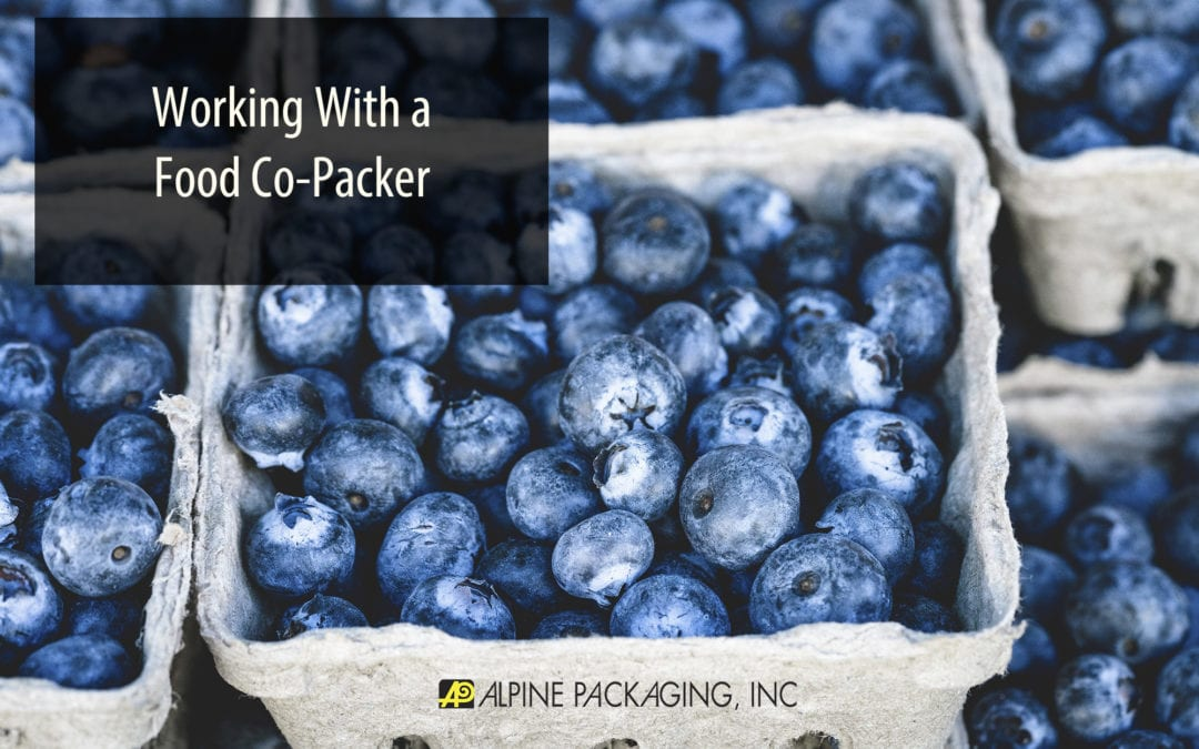 Working with A Food Co-Packer