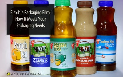 Flexible Packaging Film: How It Meets Your Packaging Needs
