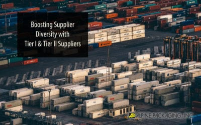 Boosting Supplier Diversity with Tier I & Tier II Suppliers