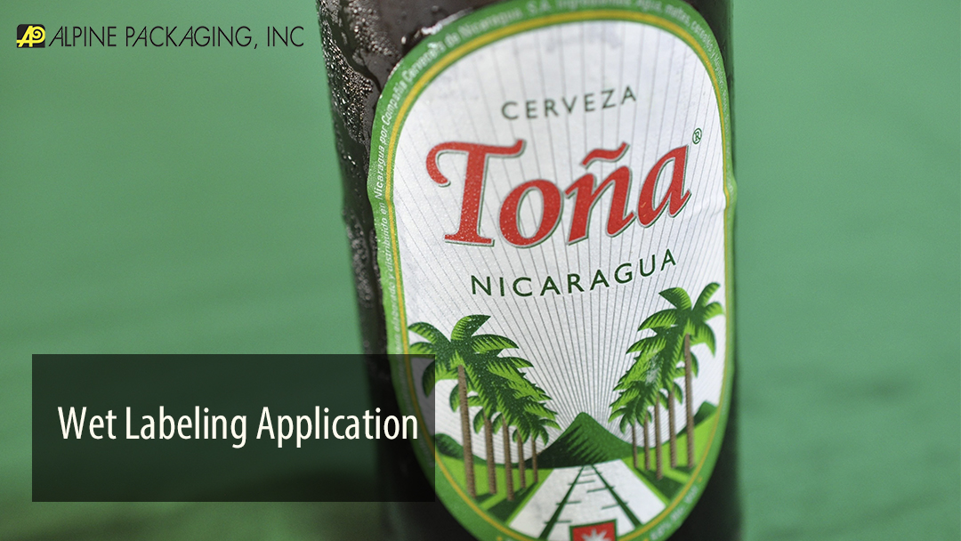 Wet Labeling Application