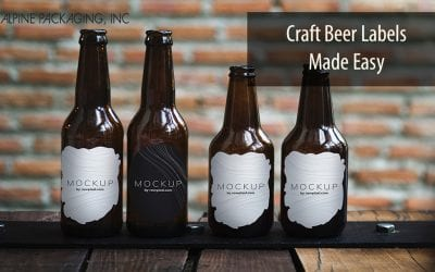 Craft Beer Labels Made Easy