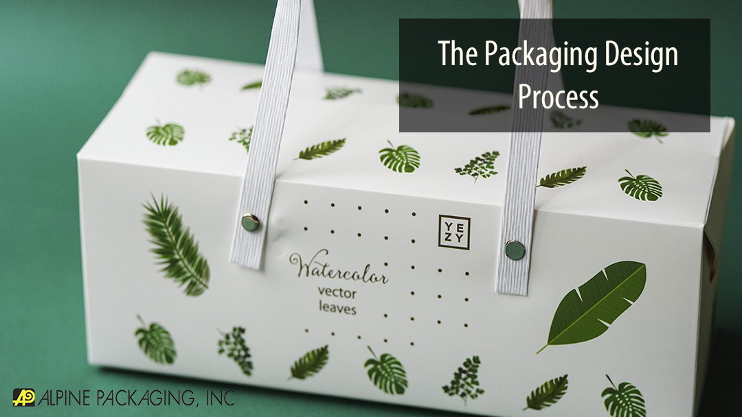packaging design process