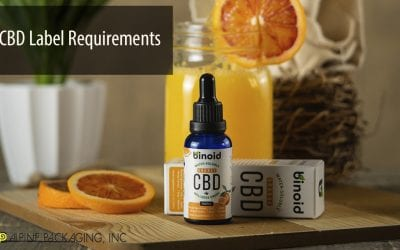 CBD Label Requirements – Everything You Need to Know