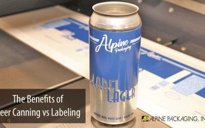 The Benefits of Beer Canning vs Bottling