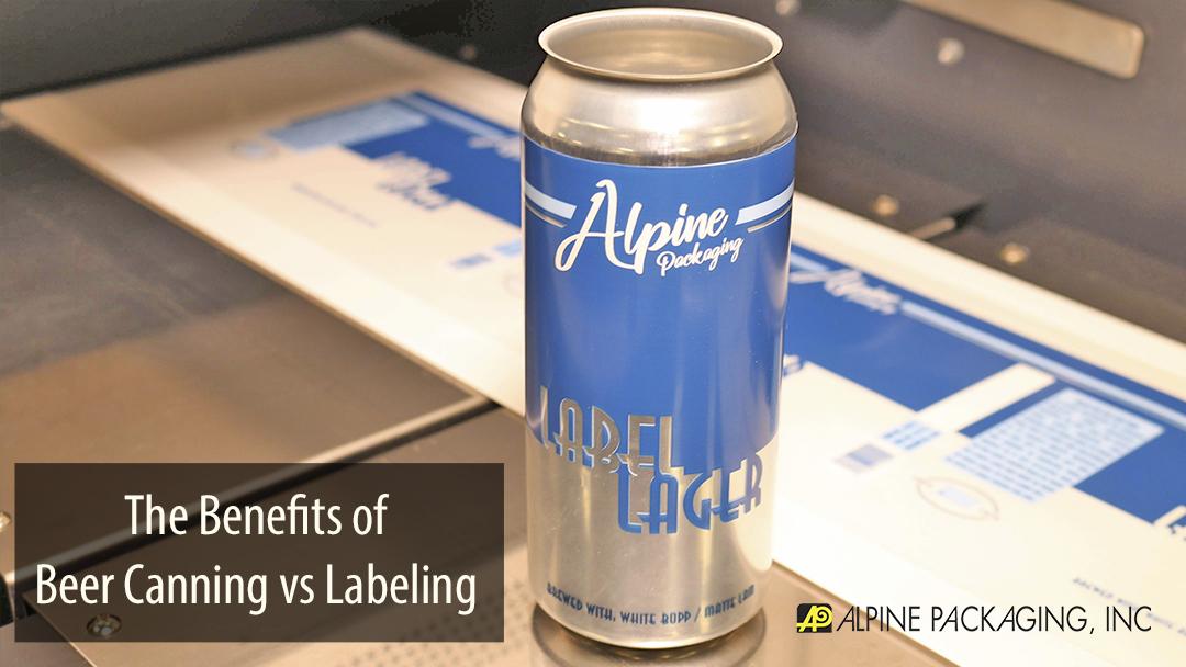 Benefits of Beer Canning vs bottling