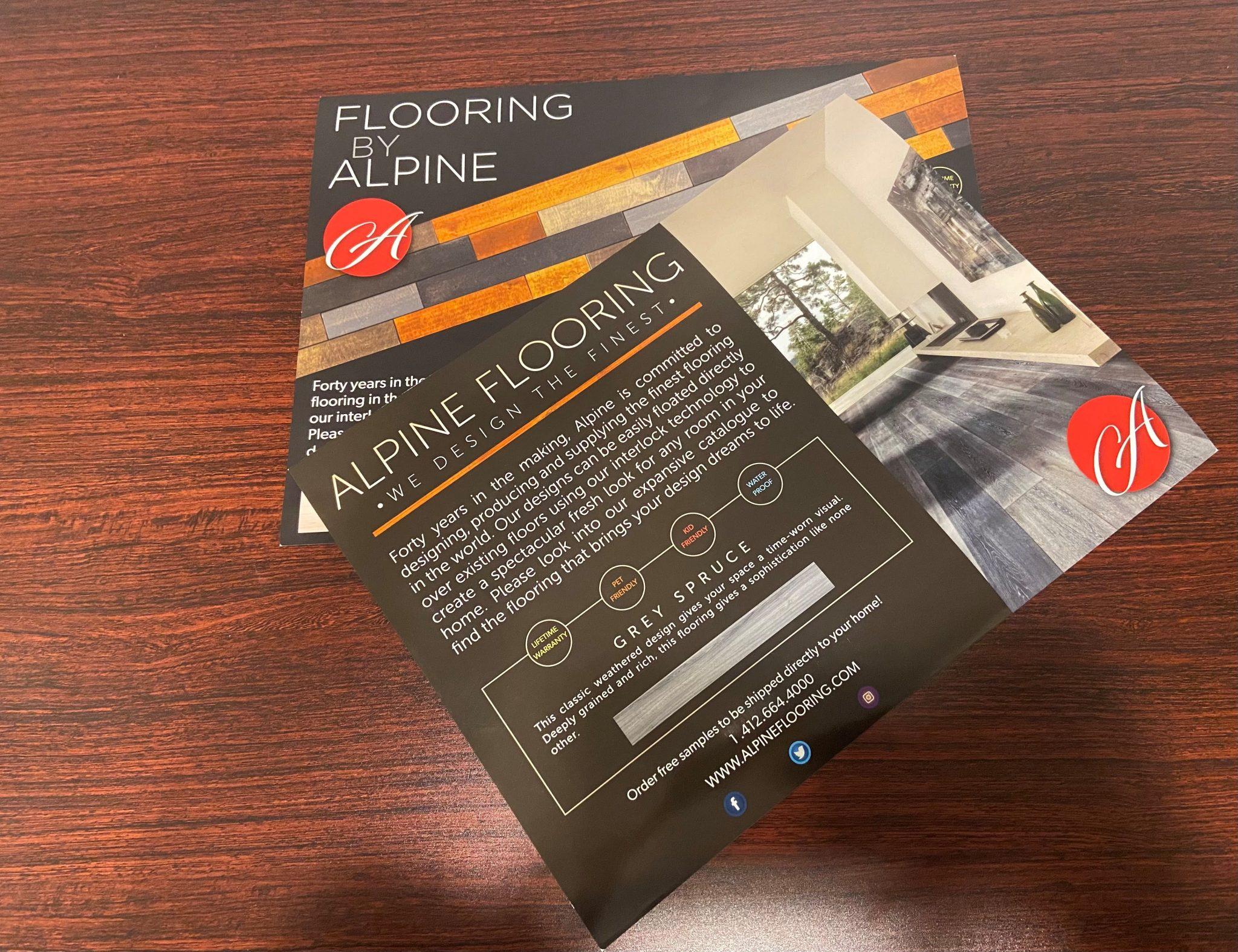 large flooring labels 2