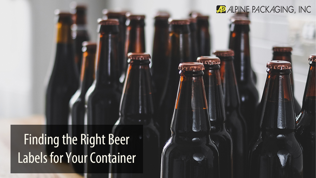 Beer Label Types: Finding the Right Match for Your Container