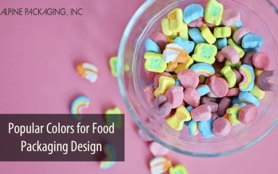 Popular Colors for Food Packaging Design